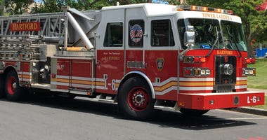Hartford Fire Truck