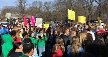 CIAC Protest