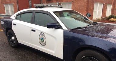 East Hartford Police Cruiser