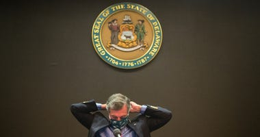 Delaware Governor John Carney