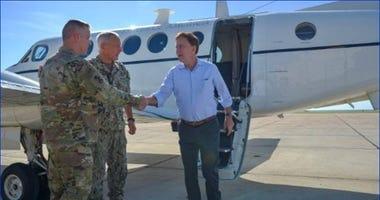 CT Governor Guantanamo Bay