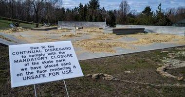 South Windsor Skate Park