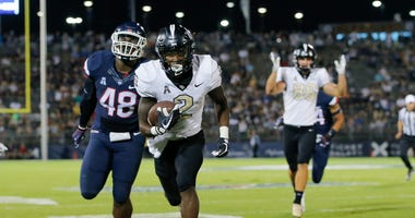 UConn football vs. Central Florida
