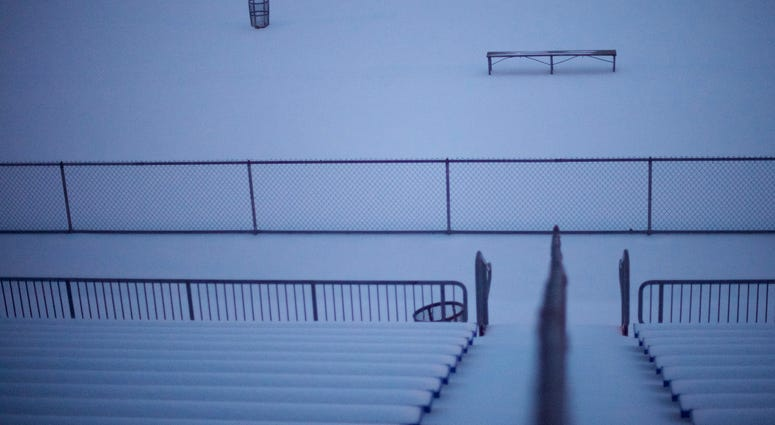 """Snow? Maybe not, but CT high school football is """"on"""" for this fall. 8/12/20"""