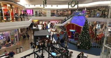 Westfarms Mall on Black Friday
