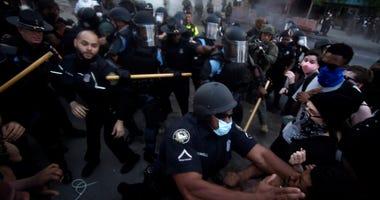 BREAKING: Fiery Atlanta Rally Among U.S. Protests