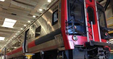 Metro North Railcar