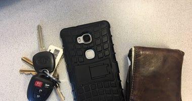 Keys Phone Wallet