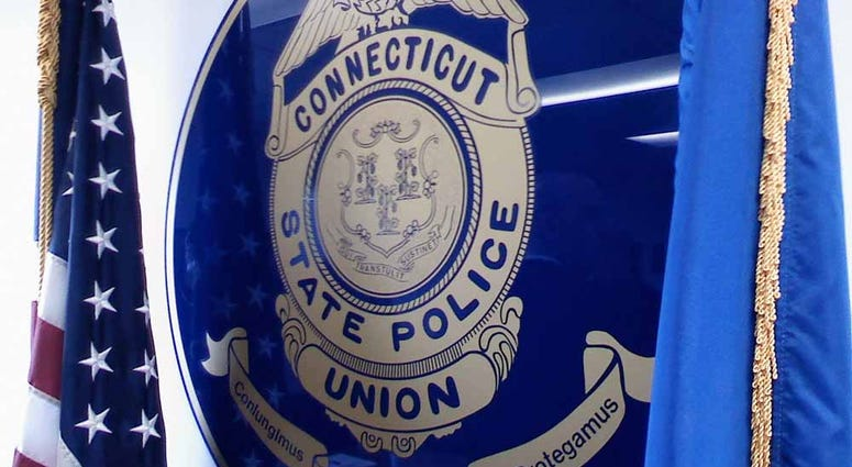 State Police Union Logo