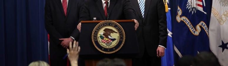 Ray & Joe D: Washington, After the Mueller Report