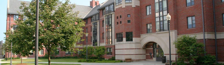 University of Connecticut Building
