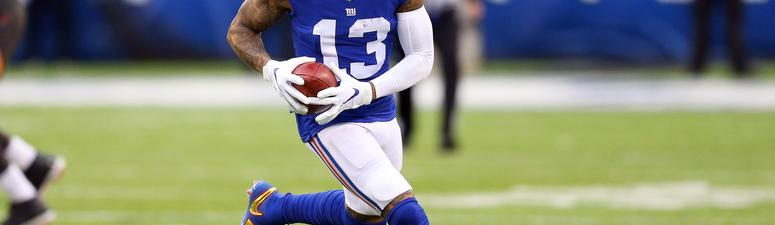 AP Sources: Browns to Acquire Star Receiver Beckham from New York