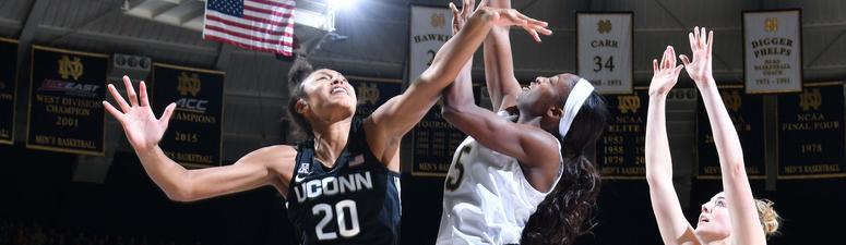 UConn vs Notre Dame: A Final Four History