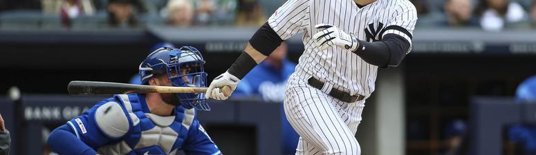 Judge Hurt in Yankees 9-2 Win over Kansas City