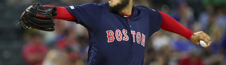 Rodriguez labors for 19th win as Red Sox beat Rangers 12-10