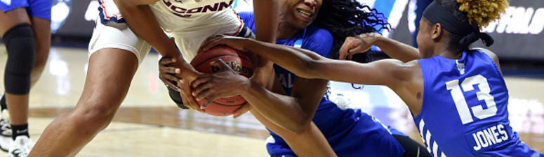 UConn Women Holds Off Buffalo For 26th Straight Trip To Sweet 16