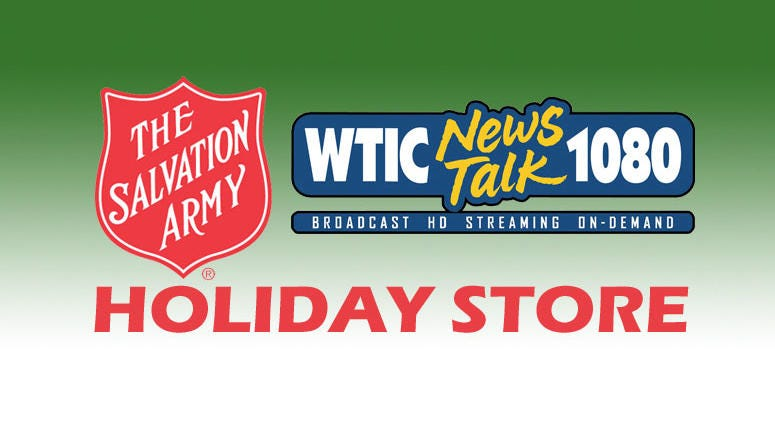 WTIC Holiday Stores: We Need Your Help
