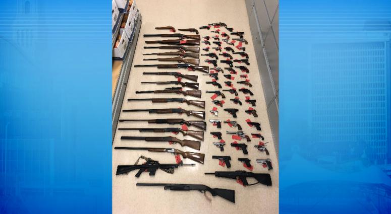 Hartford Gun Buyback