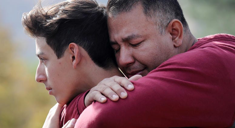 Two Victims Dead in Southern California High School Shooting