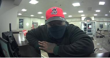 West Haven Bank Robber