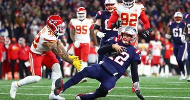 Patriots vs. Chiefs
