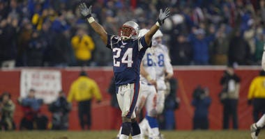 Former Patriot Ty Law's Path To Canton Guided By Dreams