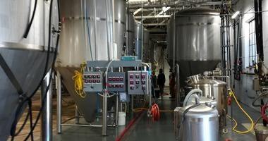 Thomas Hooker Brewery in Bloomfield