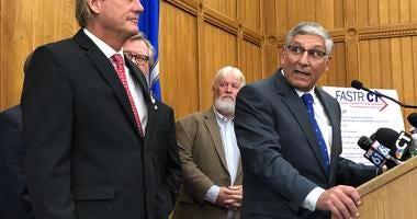 Senate GOP Unveils No-Tolls Transportation Plan
