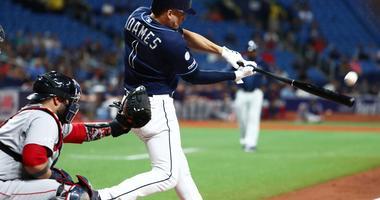 Rays Big Inning Sinks Sox