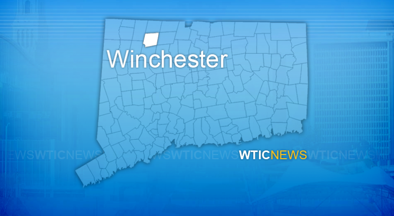 Winchester, CT Map