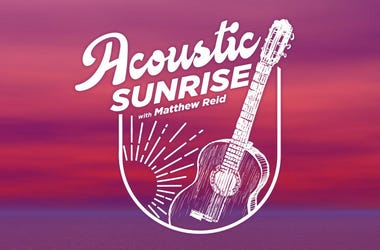 Acoustic Sunrise