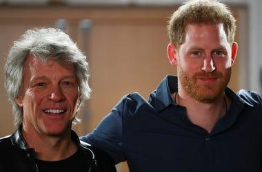 Bon Jovi and Harry