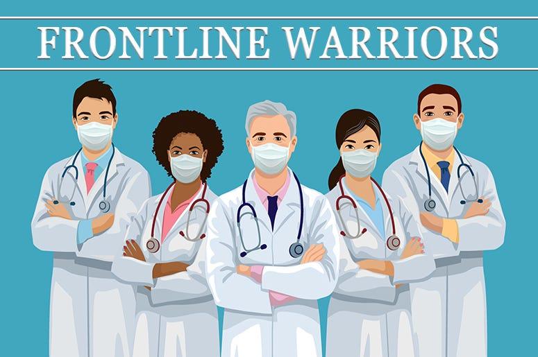 Frontline Warriors