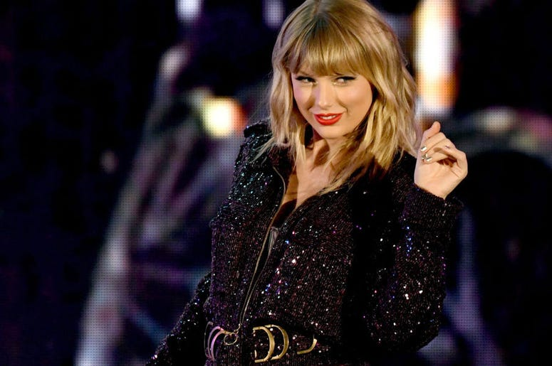 Is Taylor Swift Being Blocked From Playing The Amas 96 5 Tic