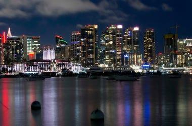 San Diego, California skylie