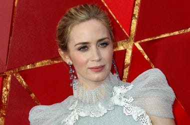 Emily Blunt at award show