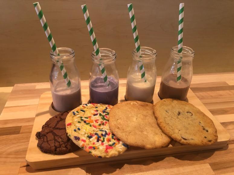 Jojo's Milk Bar / Milk & Cookies