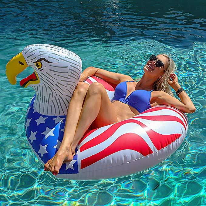 Eagle float
