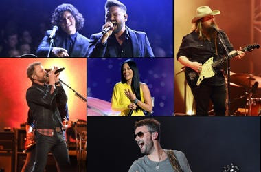 ACM Awards: Album Of The Year