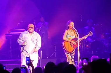 Kacey Musgraves & CeeLo Green at the Ryman 2.28.19