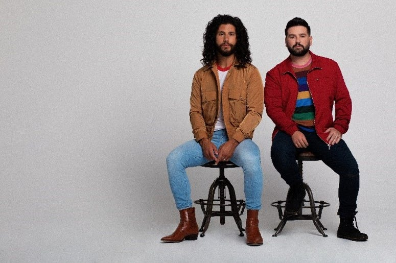 Dan + Shay July 2020