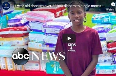 Diaper Donation