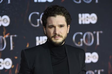 Kit Harington at the Game of Thrones Season 8 Premiere