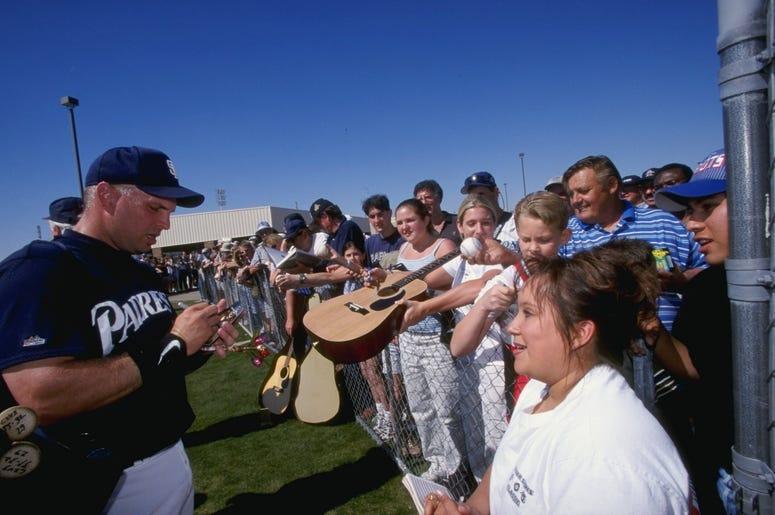 Garth Baseball