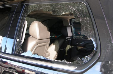 Car Broken Into