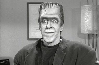 Herman Munster, TV Character, Tolerance, Speech, Comfort
