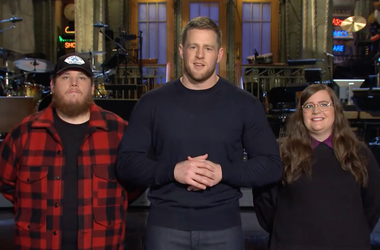 Luke Combs, JJ Watt, SNL, Musical Guest