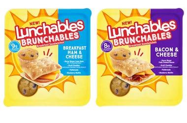 Lunchable Brunchables