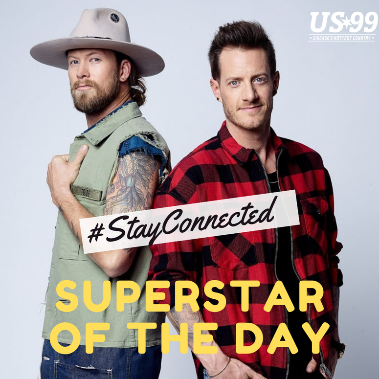 FGL, Stay Connected, Superstar of the Day