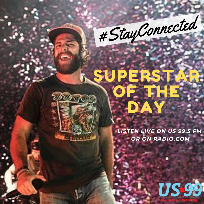 Thomas Rhett, Stay Connected, Superstar of the Day,